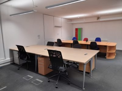 Volunteer Edinburgh has desks available for rent in our friendly Leith Walk office